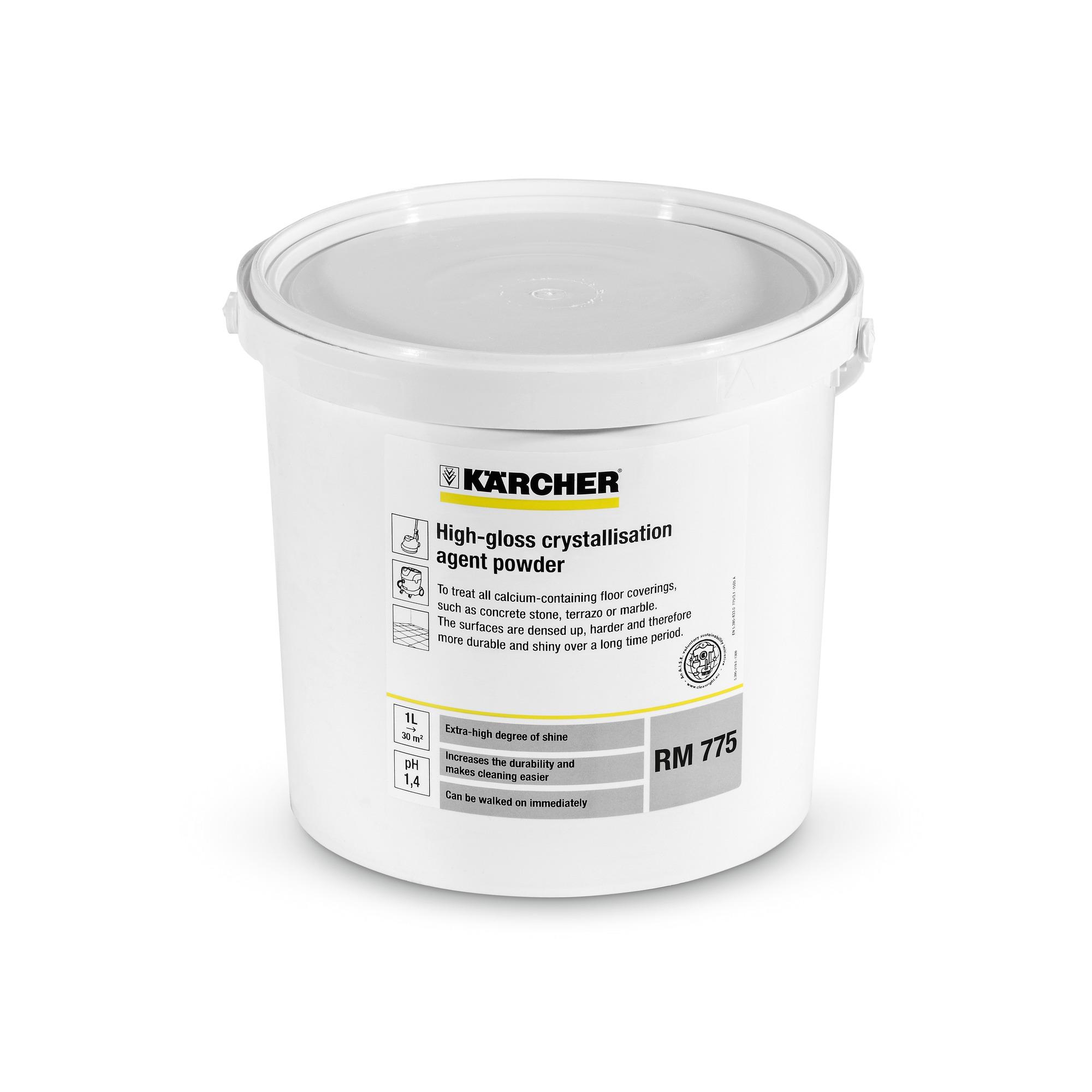 Hochglanzkristallisator, Pulver RM 775  5 kg