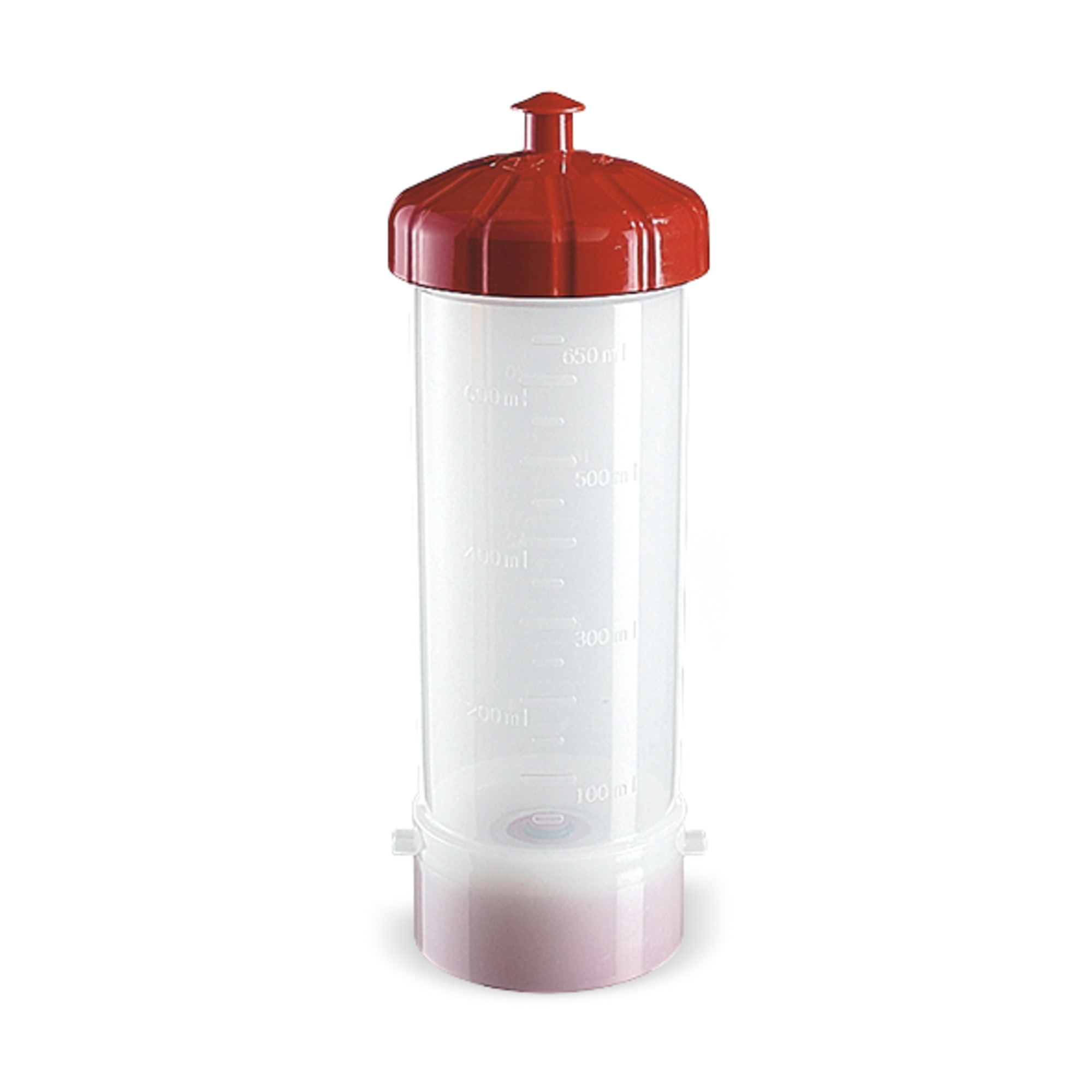 Ersatzflasche rot 650 ml