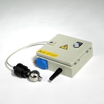 Überfüllsicherung elektrisch 24V