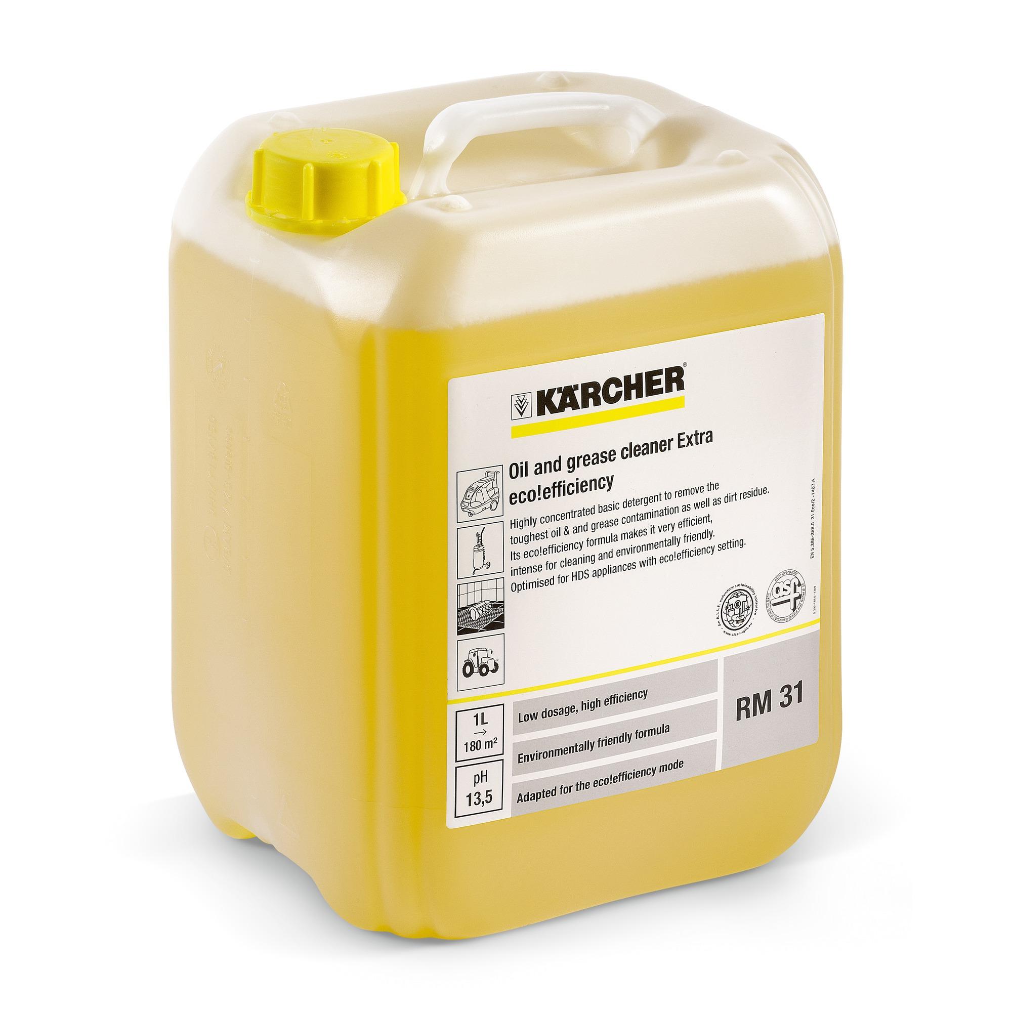 Öl- und Fettlöser Extra RM 31 ASF eco!efficiency  10 l