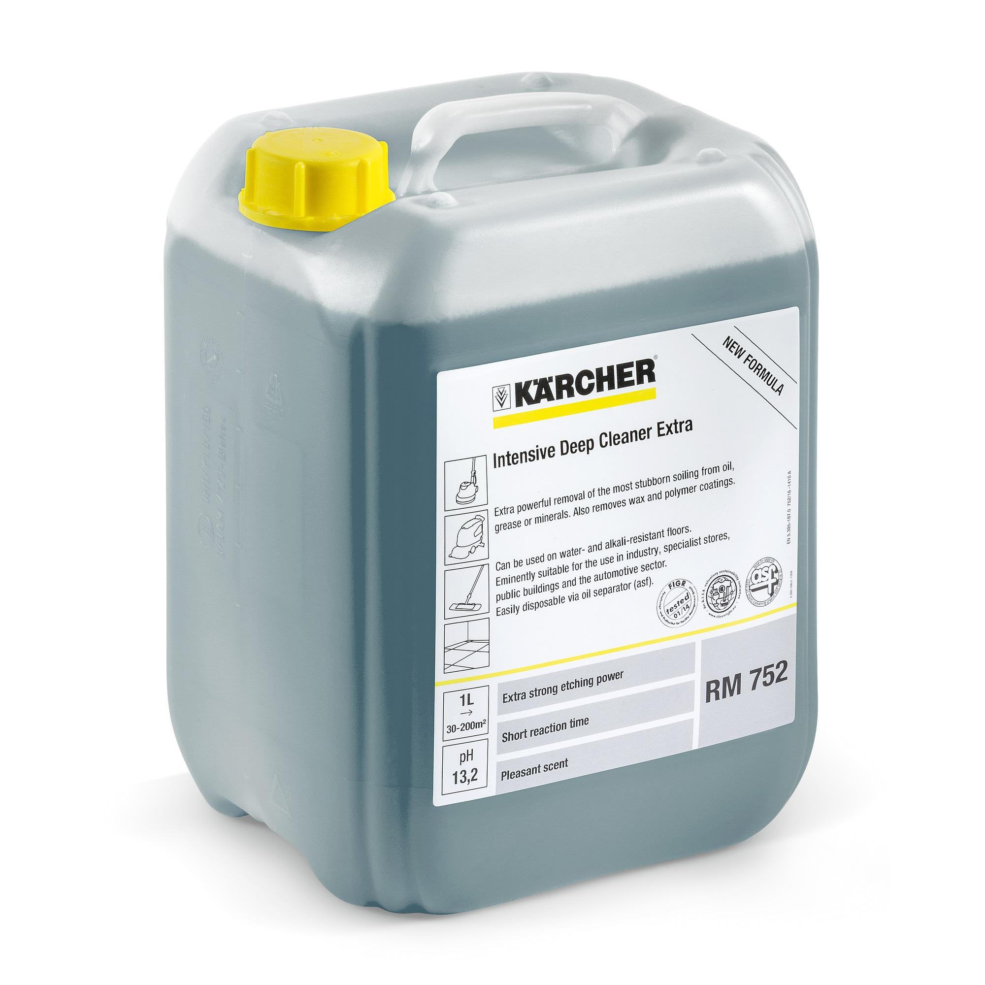 Intensiv-Grundreiniger Extra RM 752 ASF 10 L