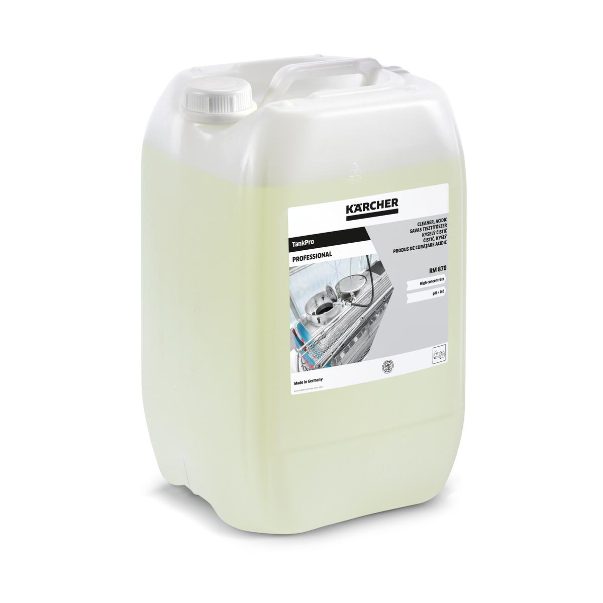 TankPro Reiniger, sauer RM 870, 200L