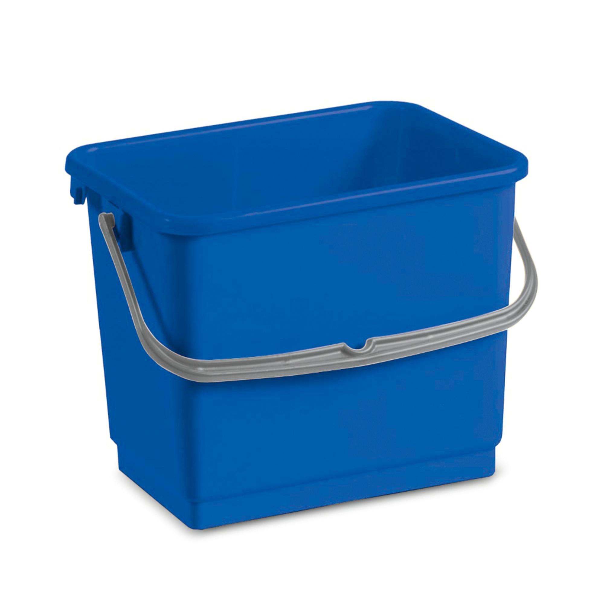 Eimer blau 4 Liter