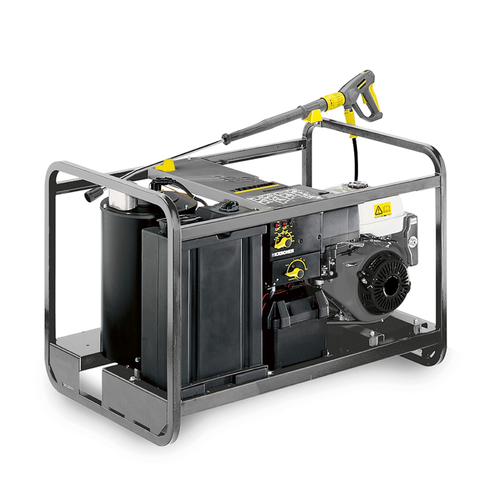 Beheizter Hochdruckreiniger HDS 1000 De