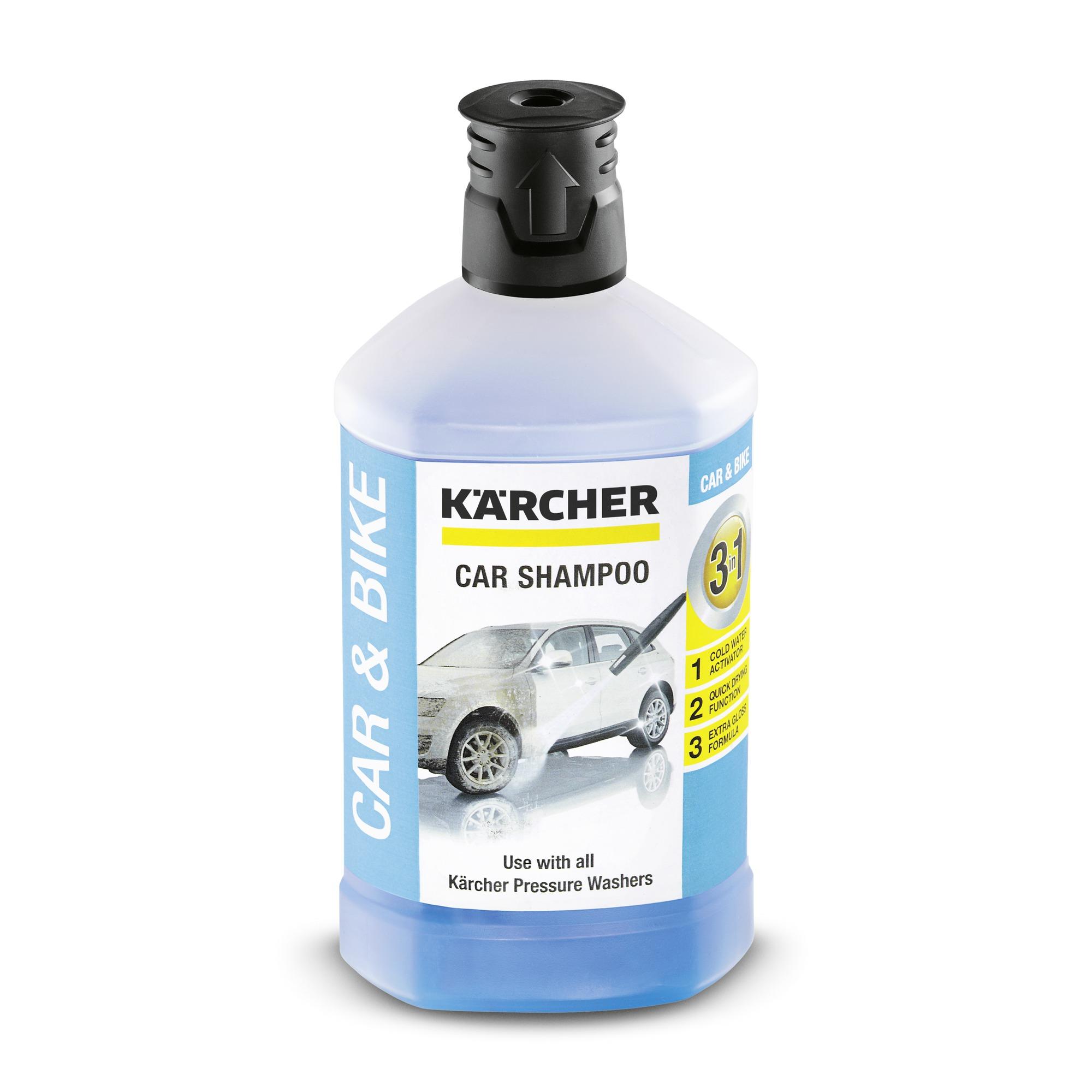 Autoshampoo 3-in-1, 1L