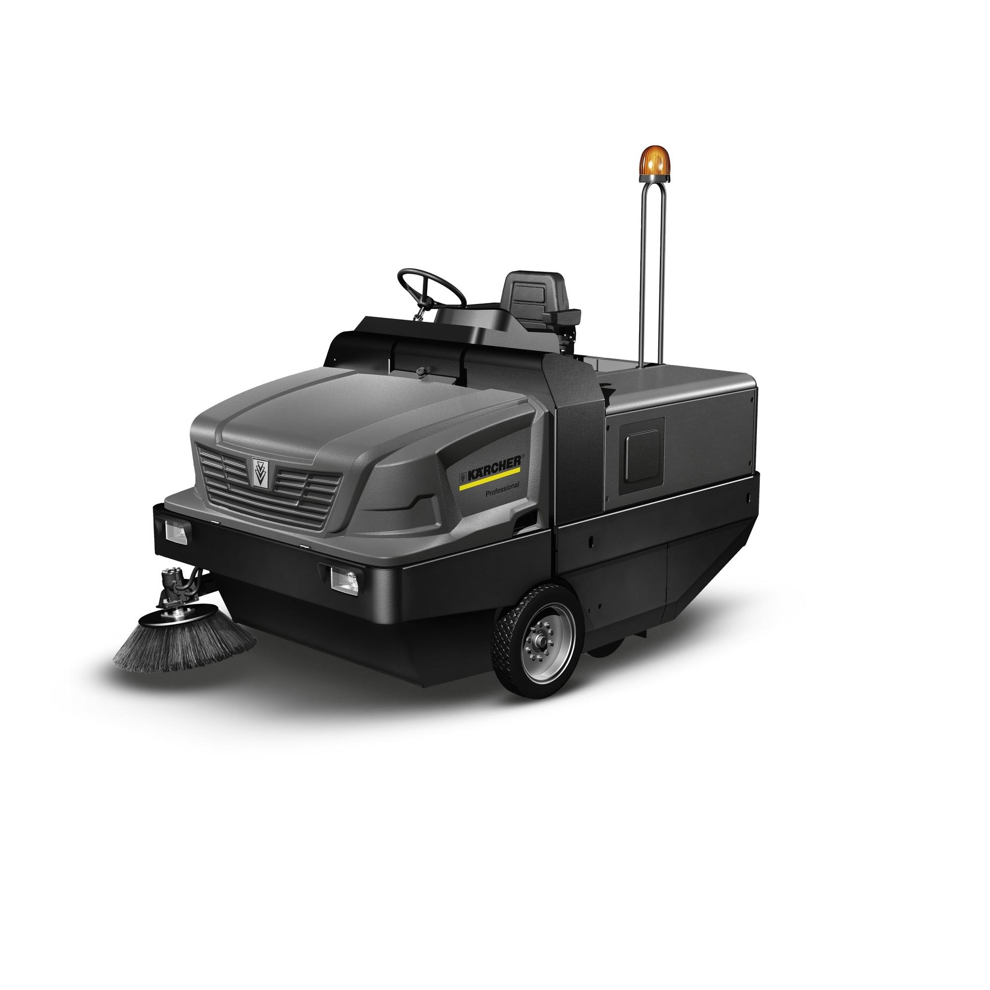 Kehrsaugmaschine KM 150/500 R D