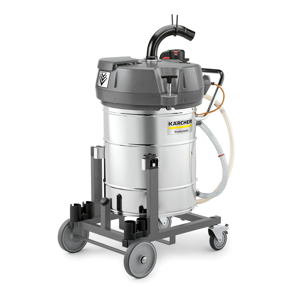 Industriesauger IVR-L 100/24-2 Tc Me