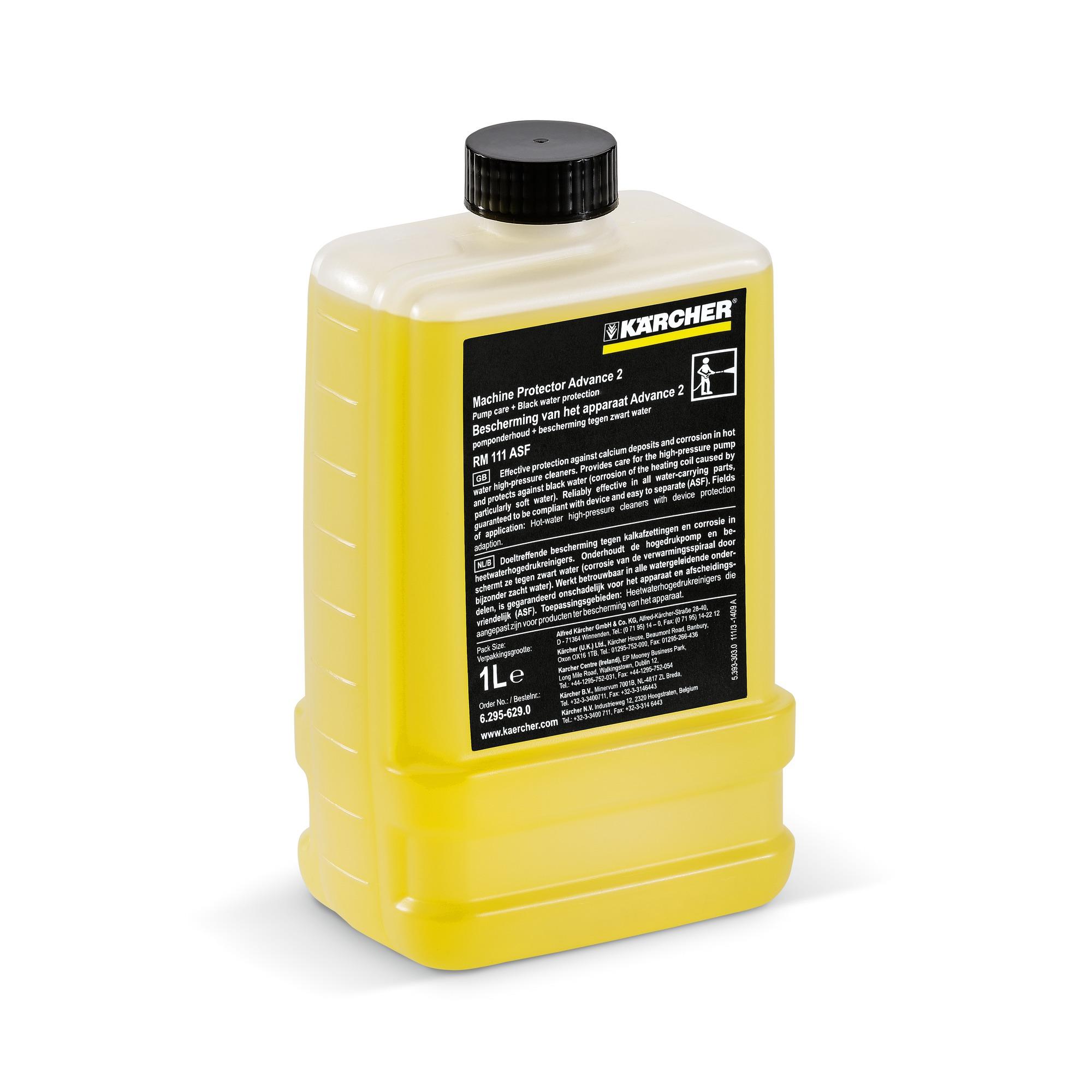 Systempflege Advance 2 - Pumpenpflege + Schwarzwasser-Schutz - RM 111 ASF   1 l