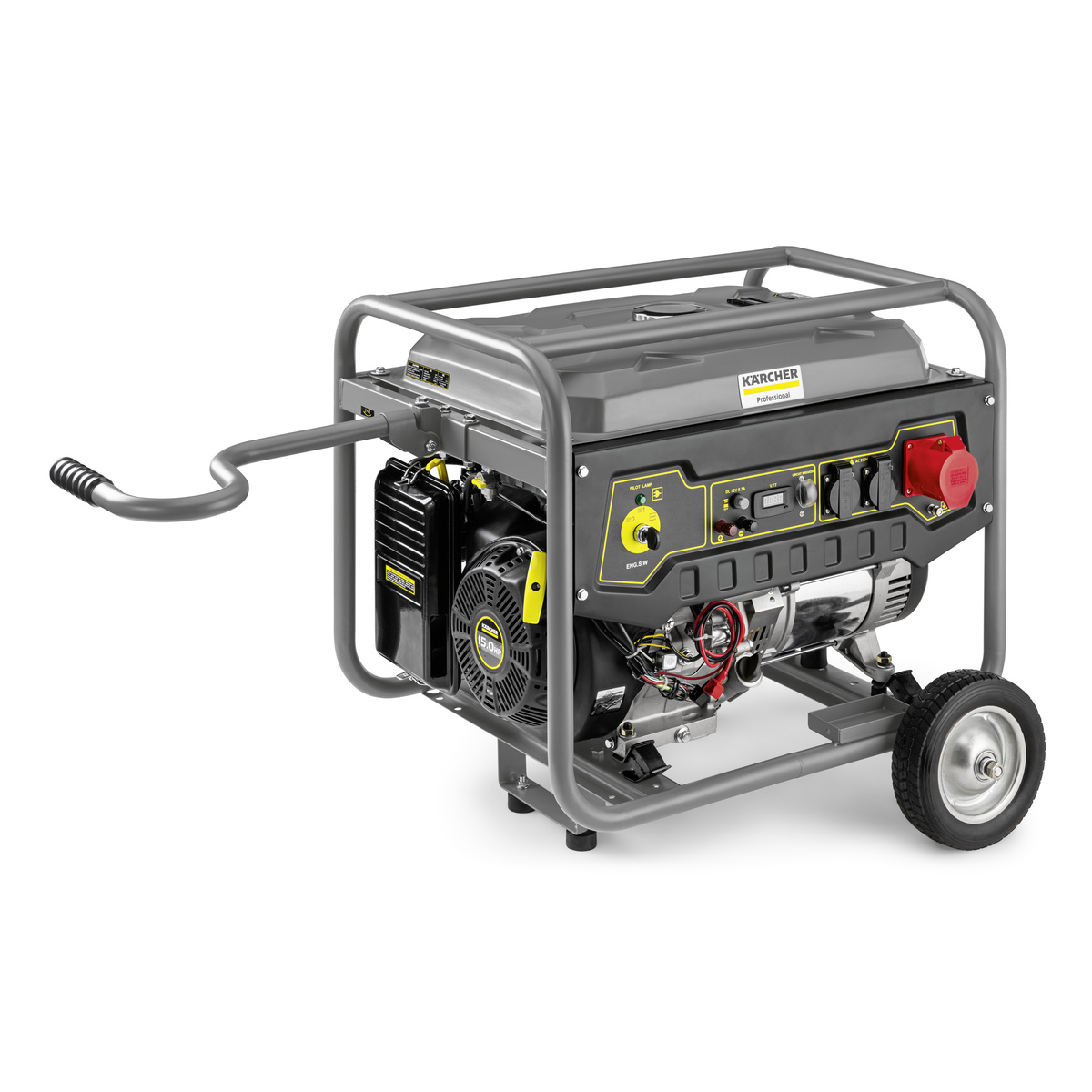 Stromgenerator PGG 8/3