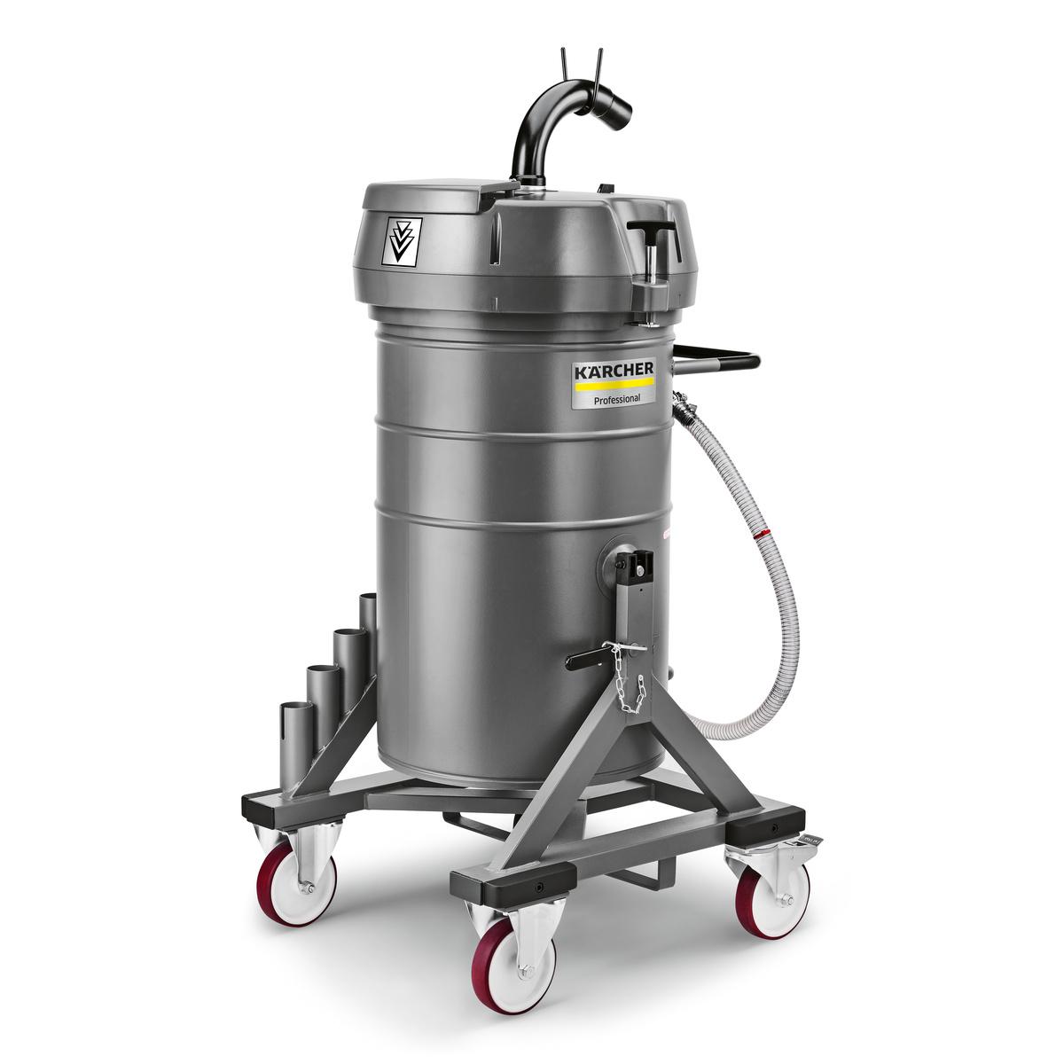 Industriesauger IVR-L 120/24-2 Tc