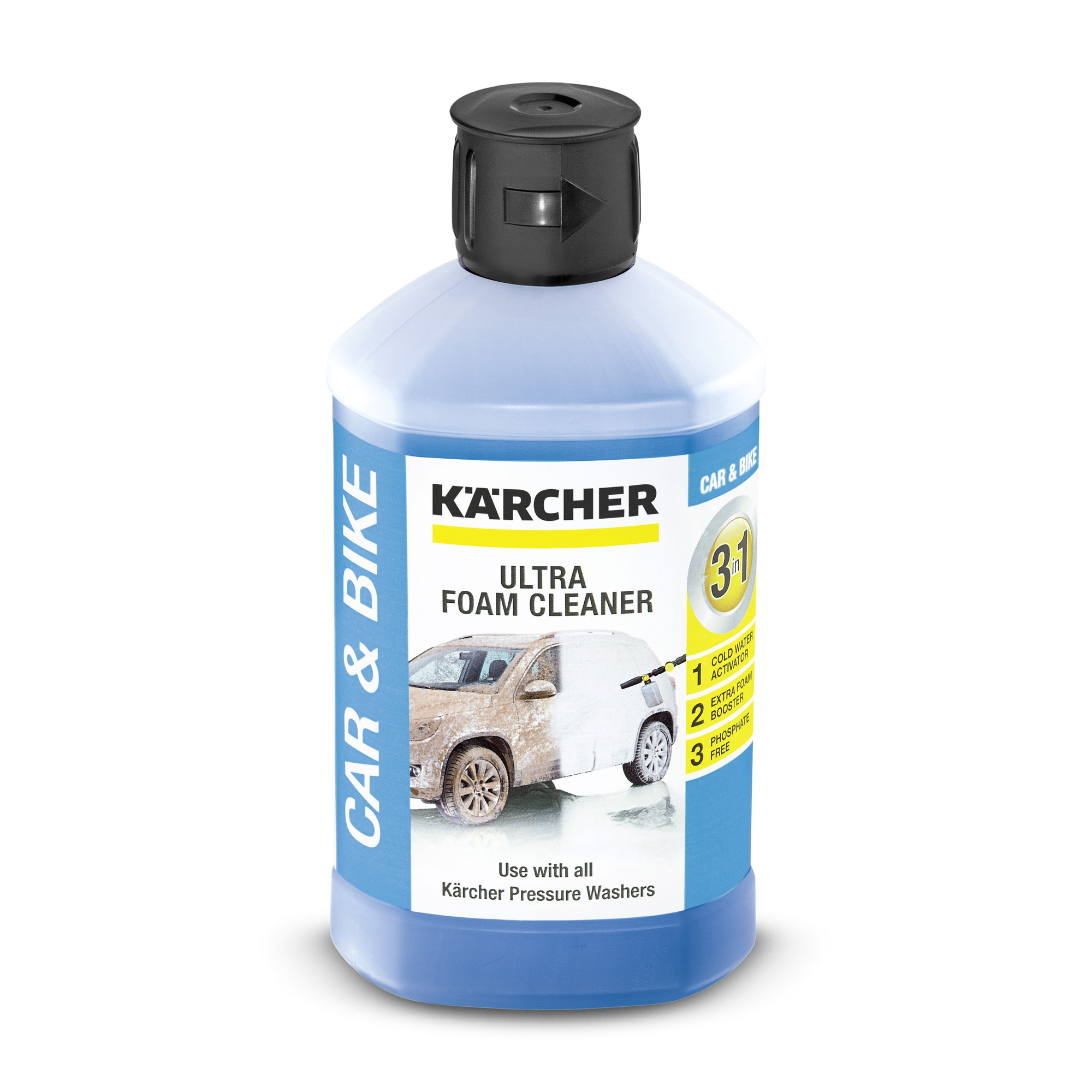 Ultra Foam Cleaner 3in1, 1L